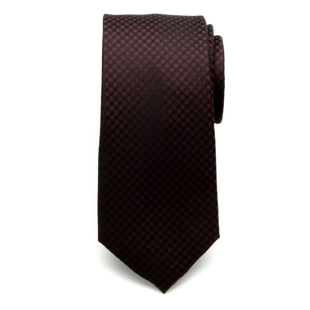 Krawat jedwabny (wzór 232)