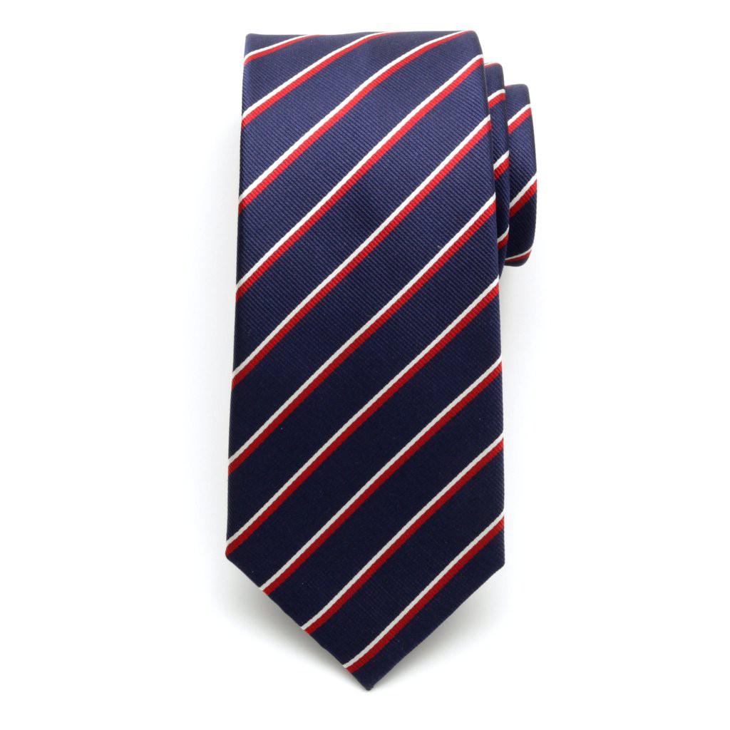 Krawat jedwabny (wzór 240)