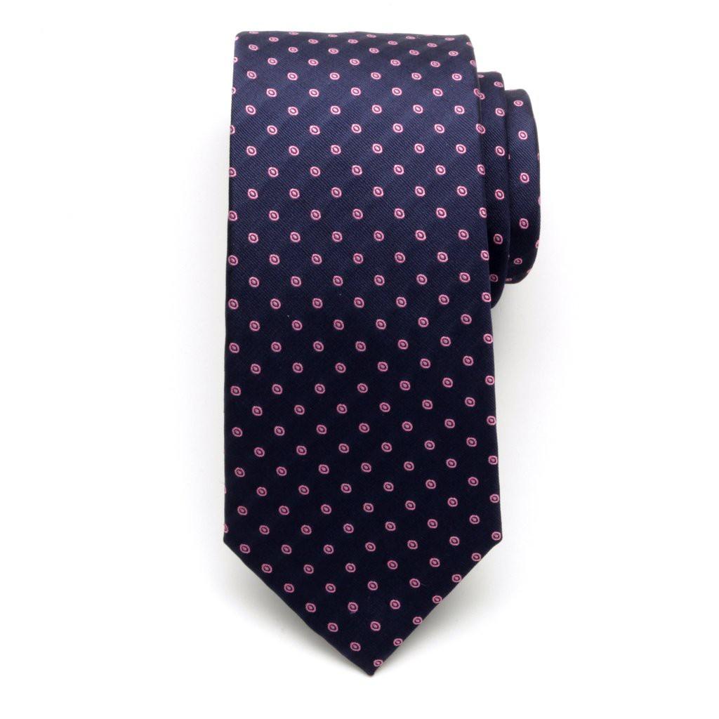Krawat jedwabny (wzór 244)
