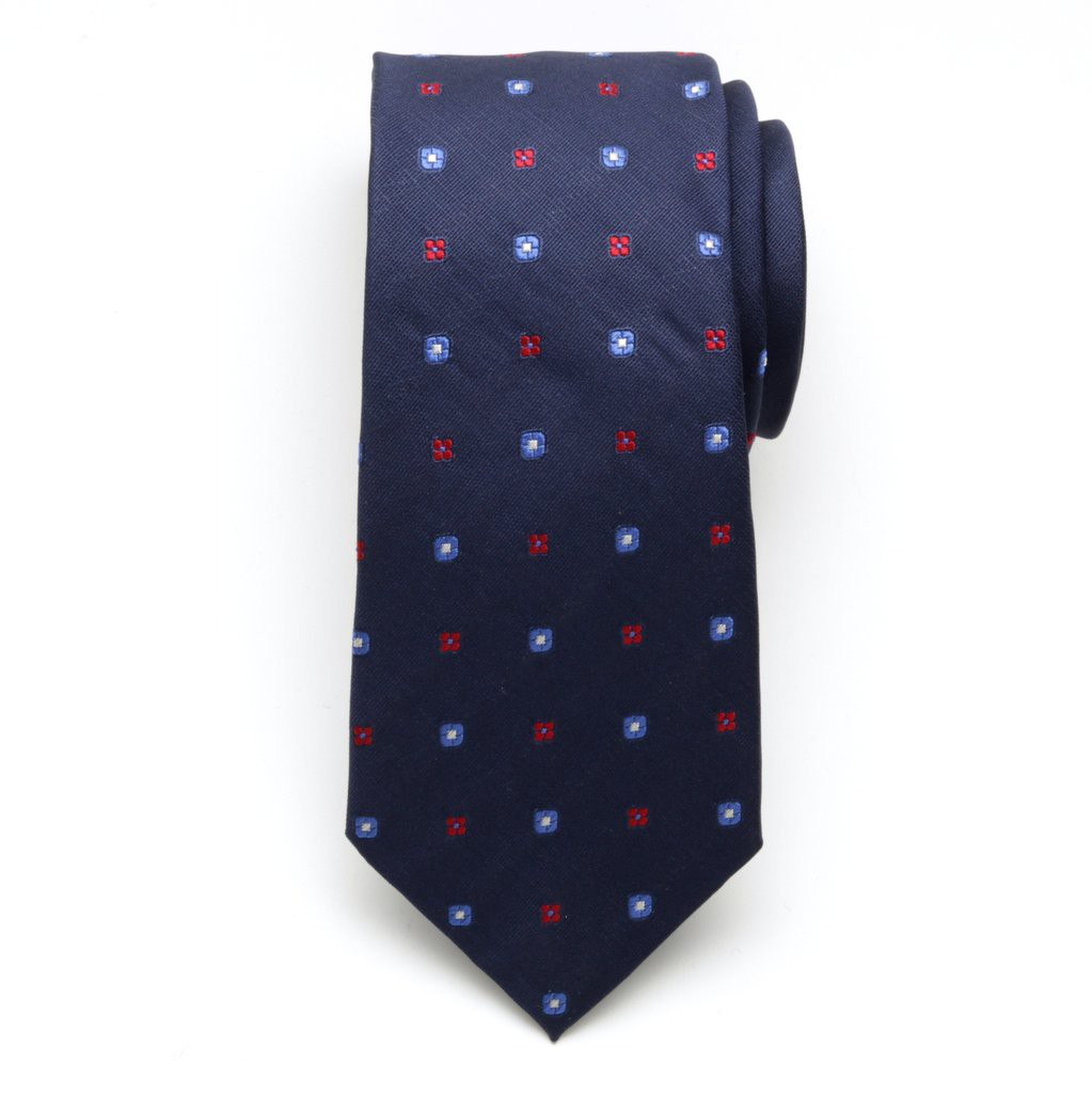 Krawat jedwabny (wzór 246)