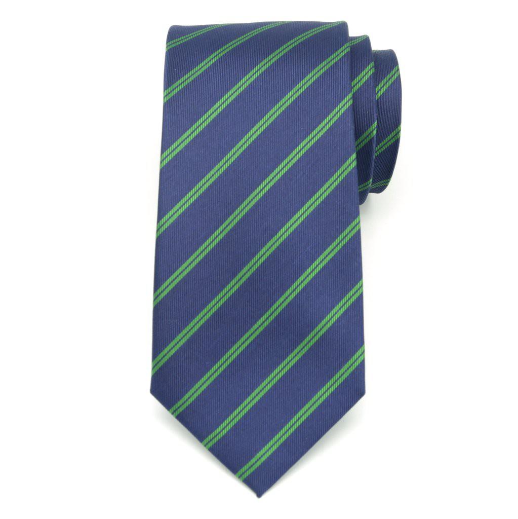Krawat jedwabny (wzór 329)