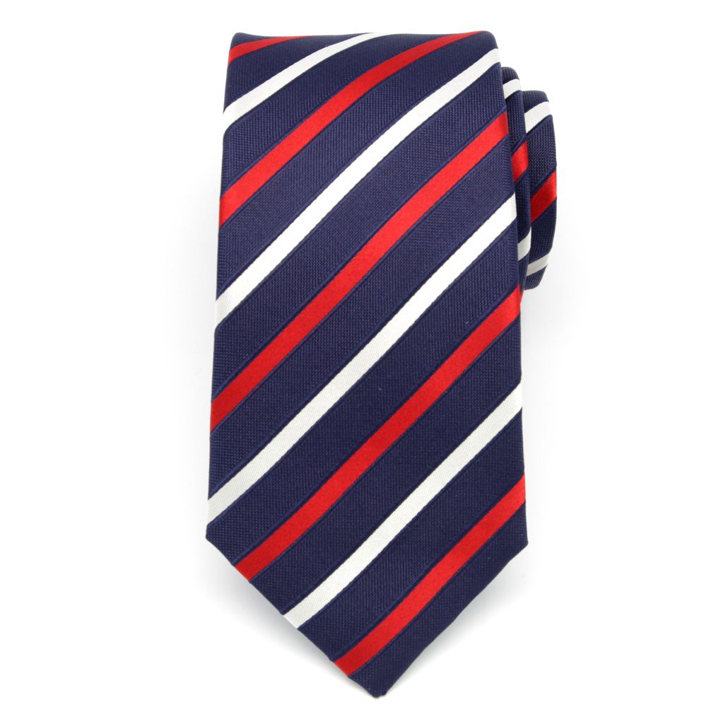 Krawat jedwabny (wzór 282)