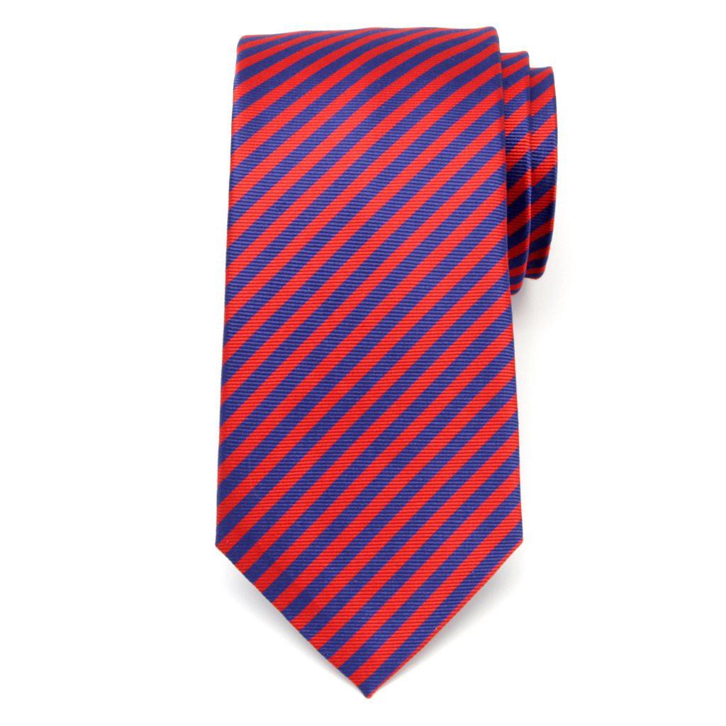 Krawat jedwabny (wzór 287)