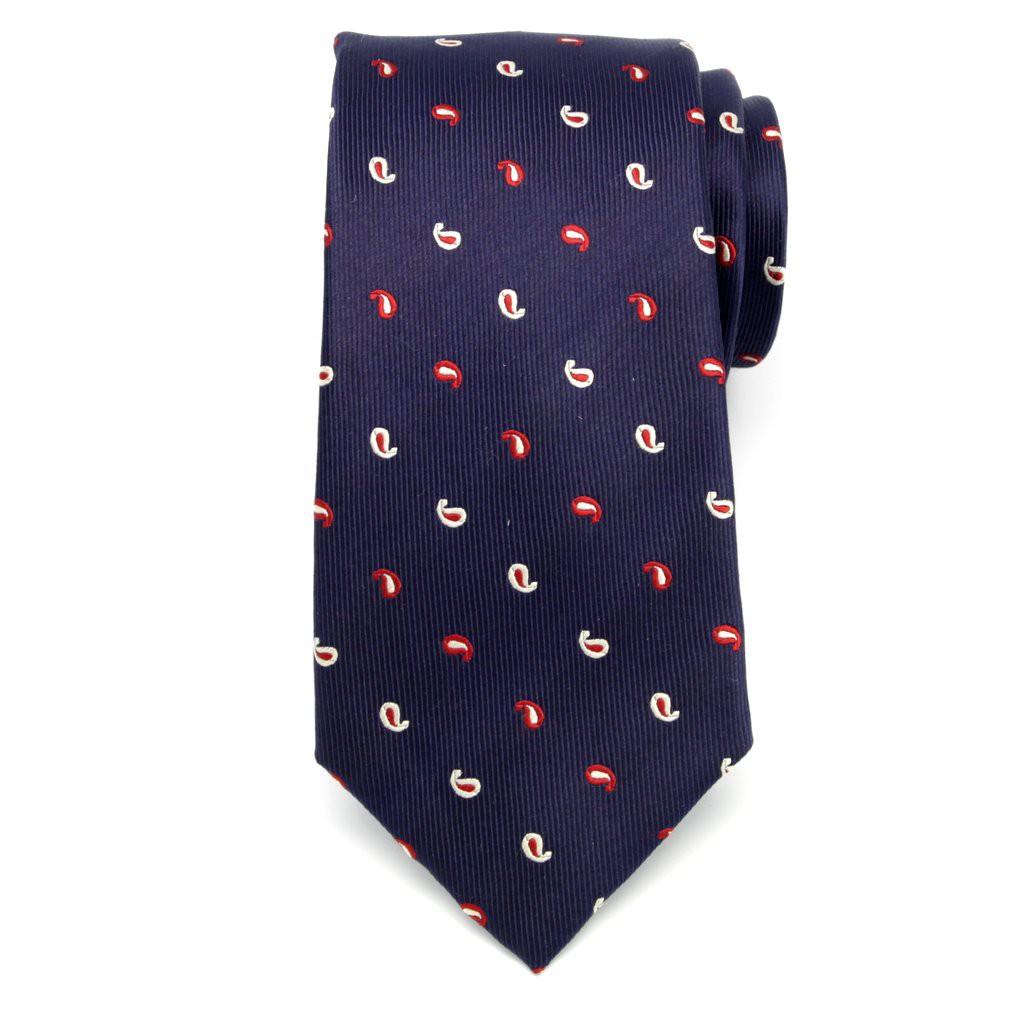 Krawat jedwabny (wzór 290)