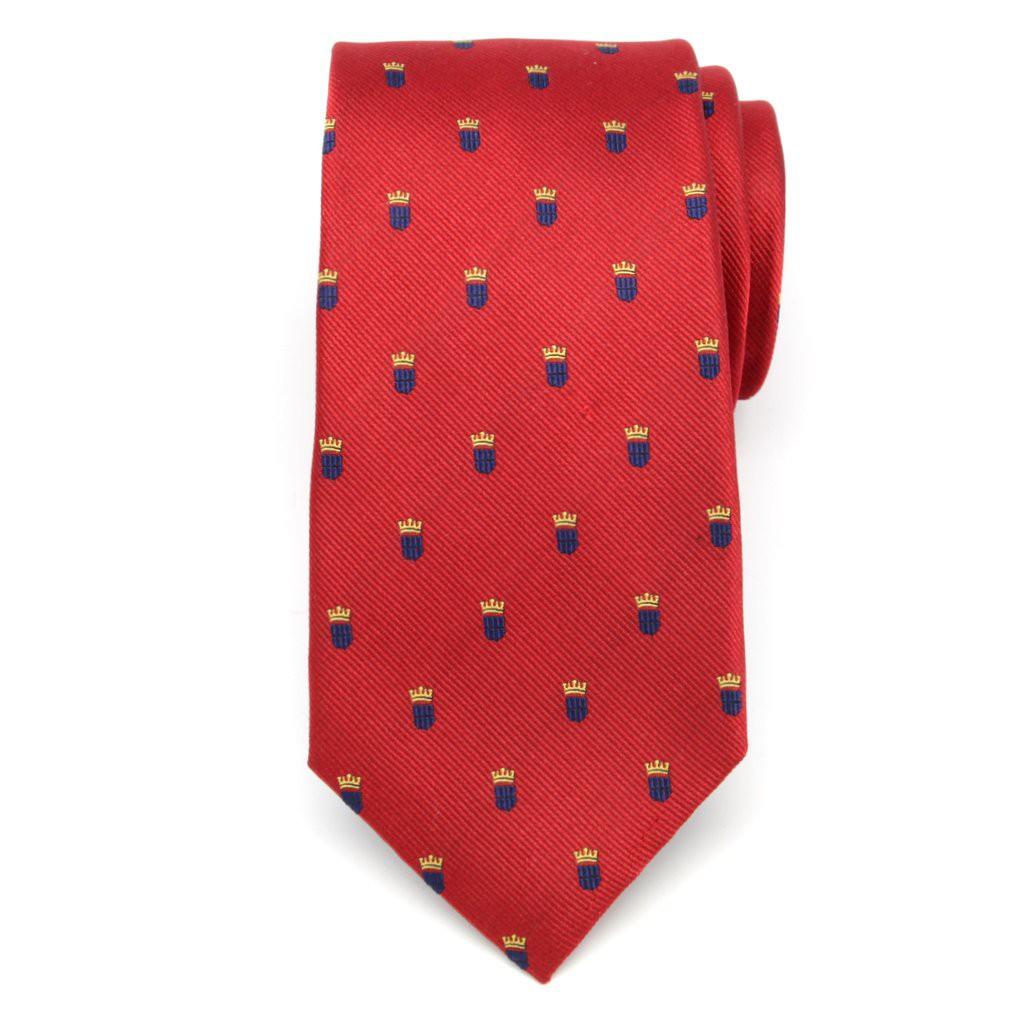 Krawat jedwabny (wzór 300)