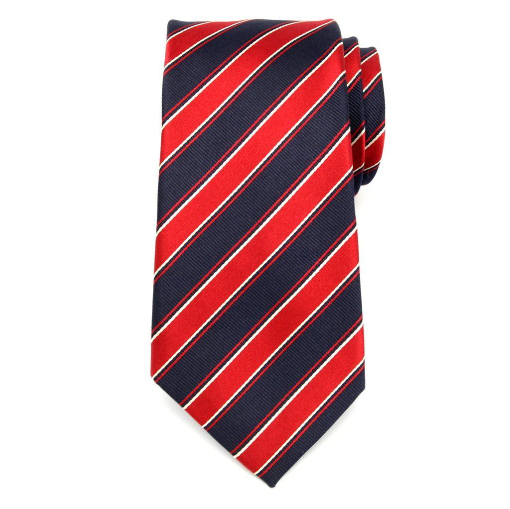 Krawat jedwabny (wzór 252)