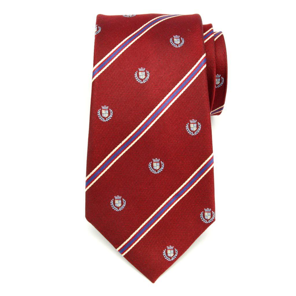 Krawat jedwabny (wzór 253)