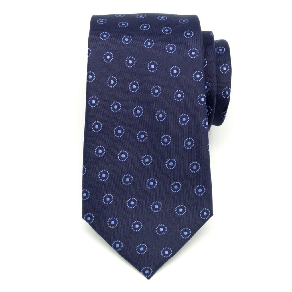 Krawat jedwabny (wzór 255)