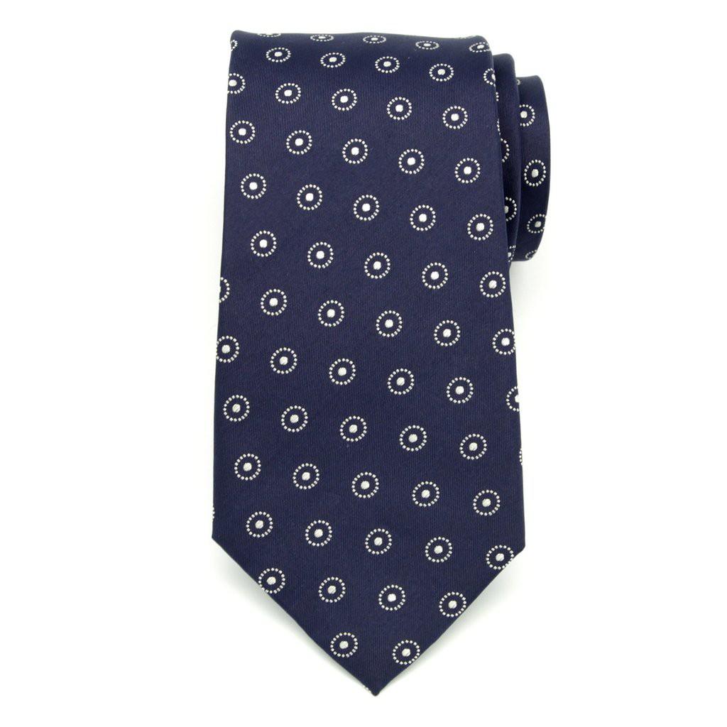 Krawat jedwabny (wzór 256)