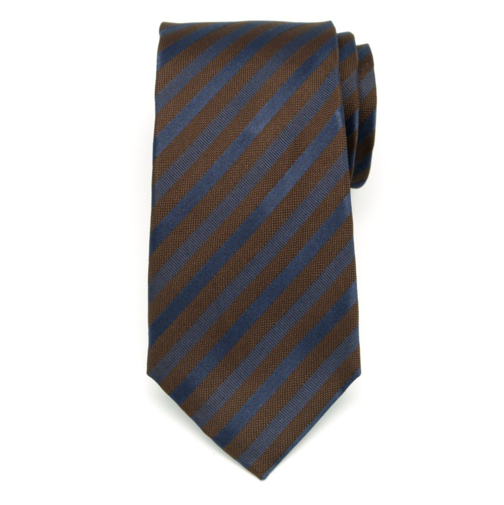Krawat jedwabny (wzór 258)