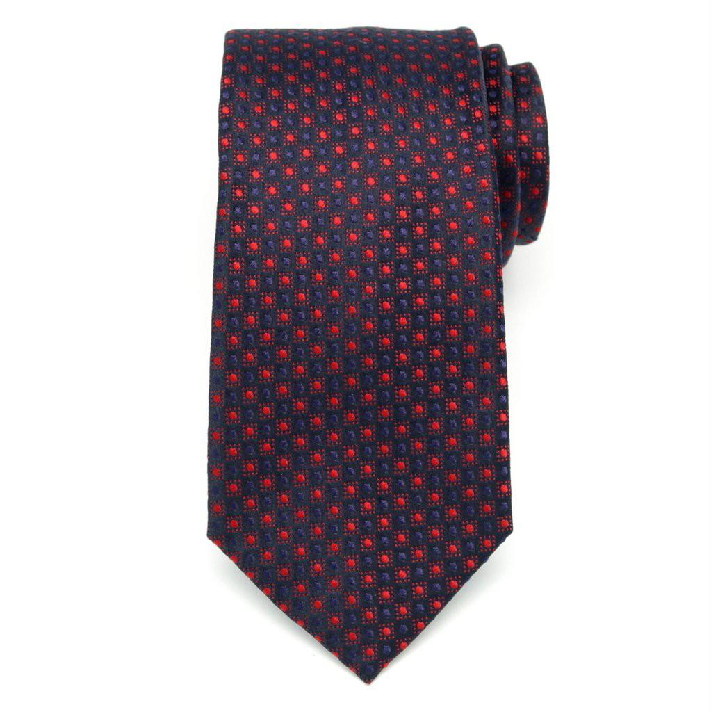 Krawat jedwabny (wzór 262)