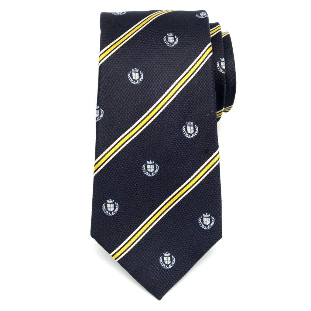 Krawat jedwabny (wzór 263)