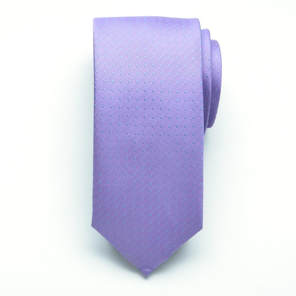 Krawat jedwabny (wzór 195)