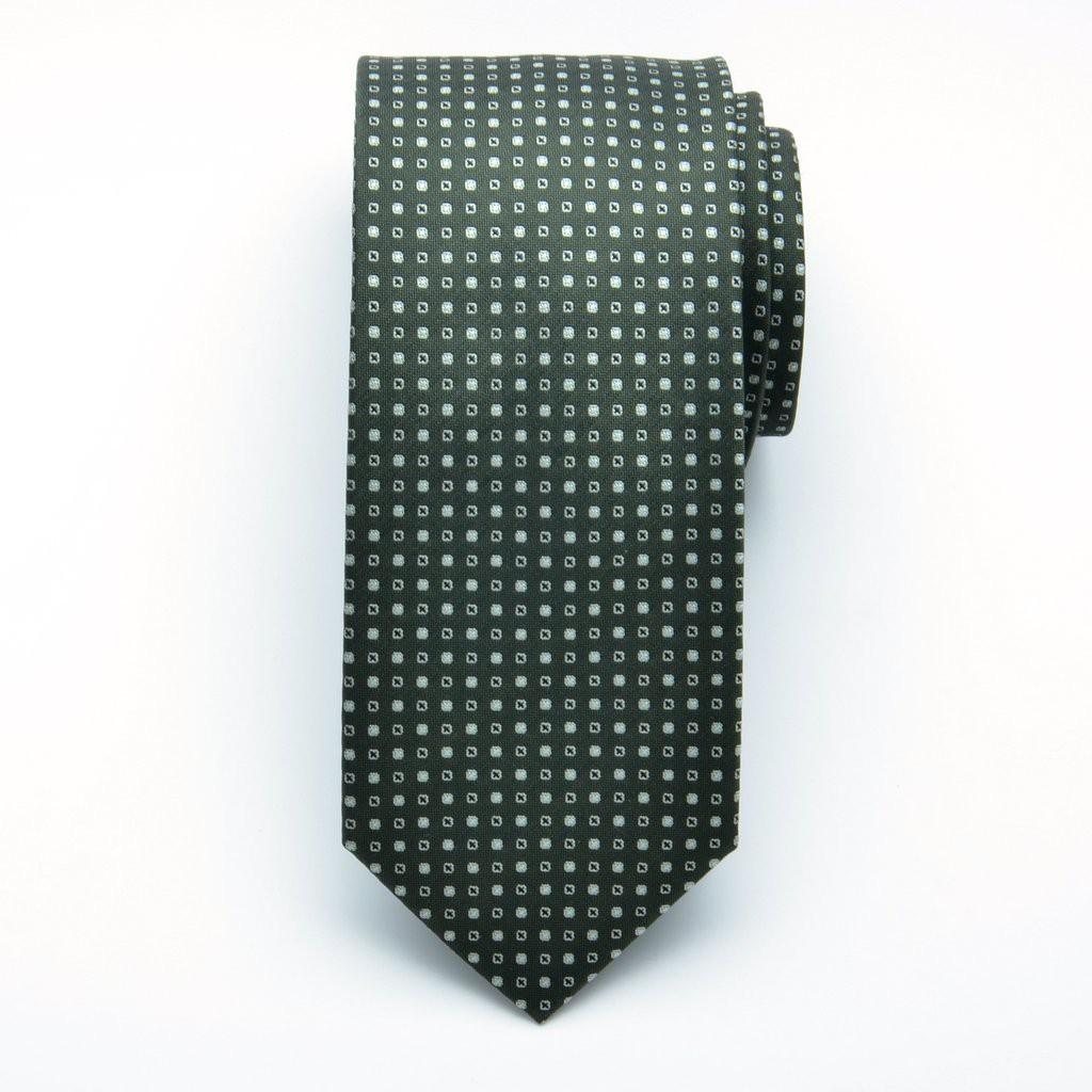 Krawat jedwabny (wzór 197)