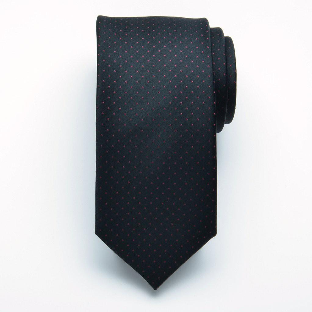 Krawat jedwabny (wzór 201)