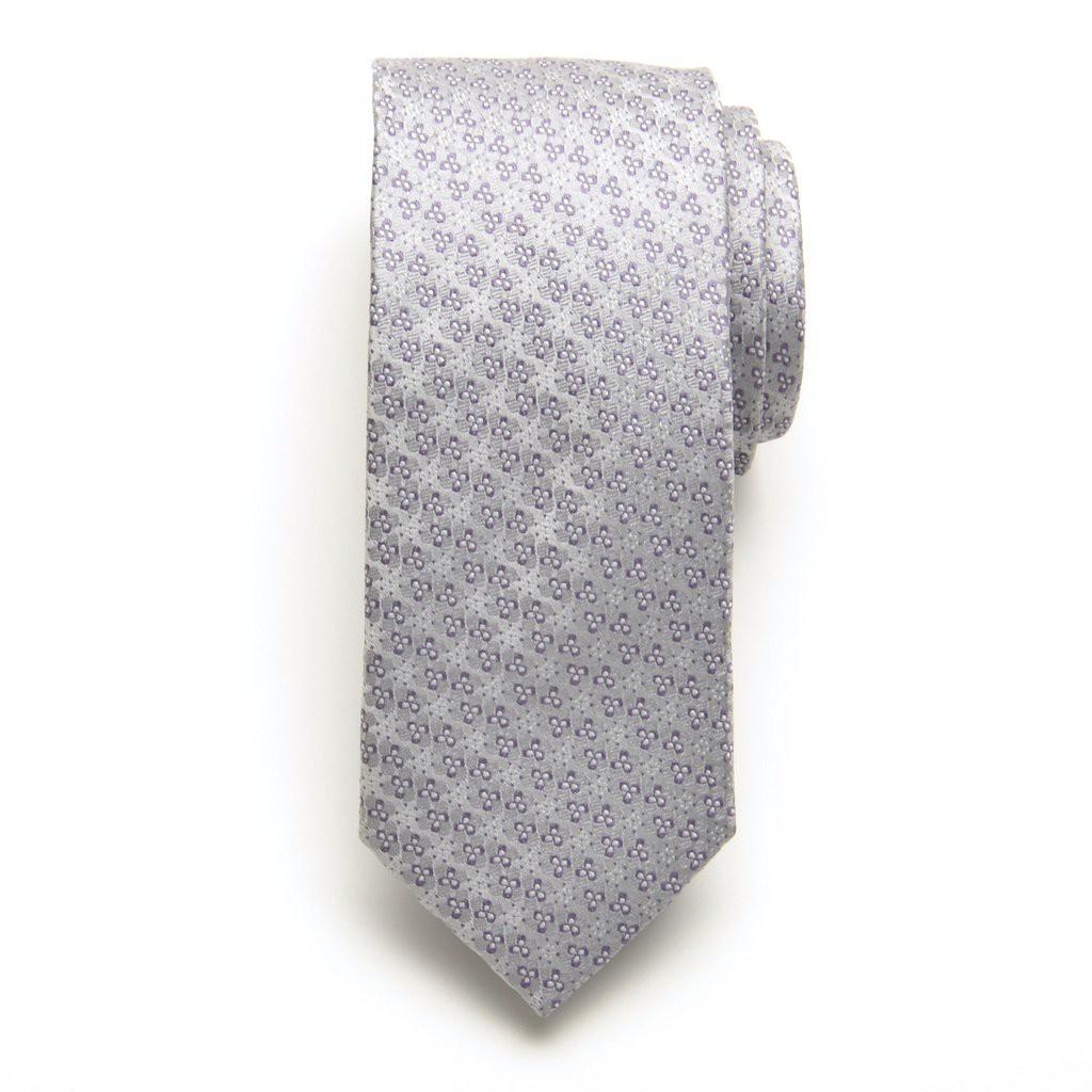 Krawat jedwabny (wzór 203)