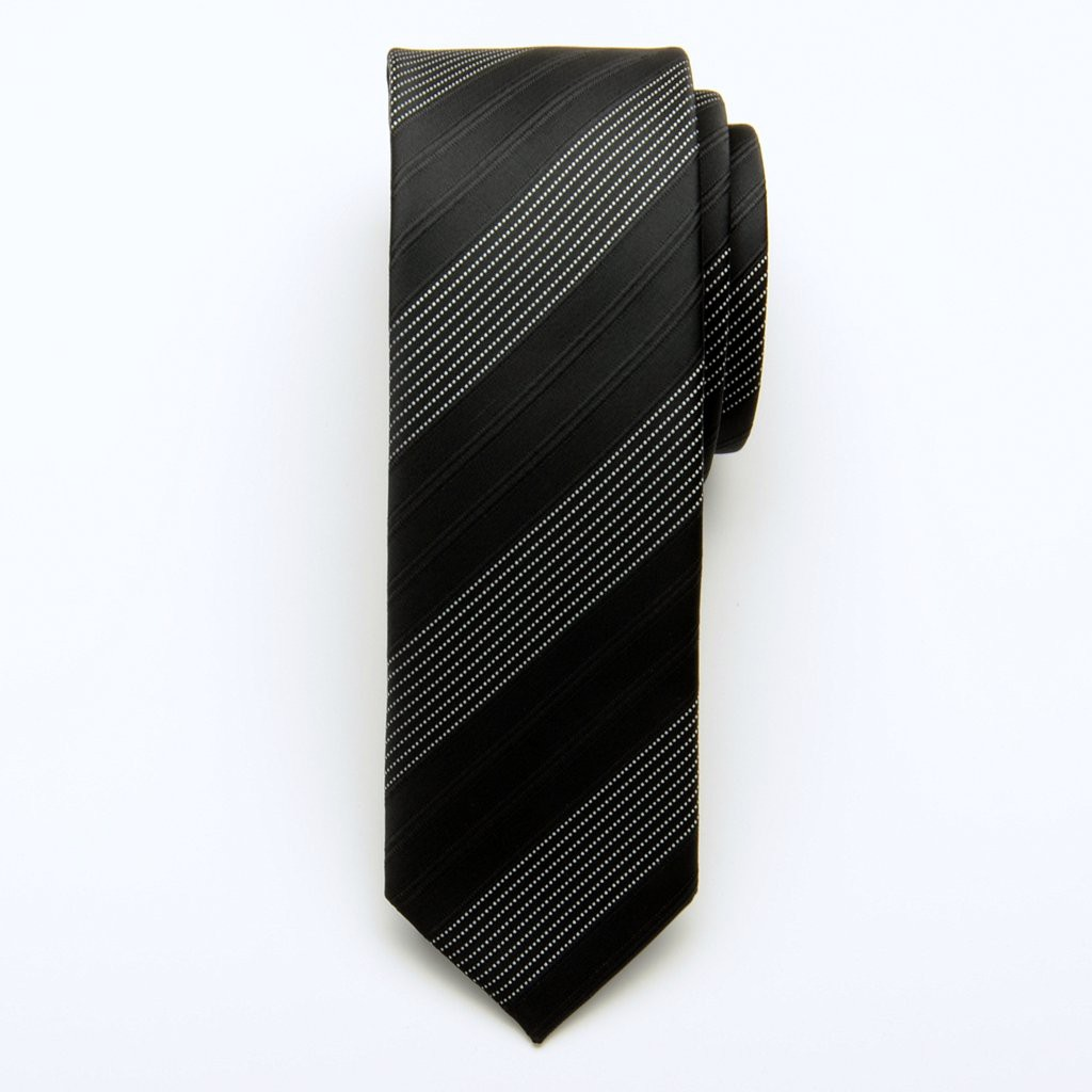 Krawat wąski (wzór 593)