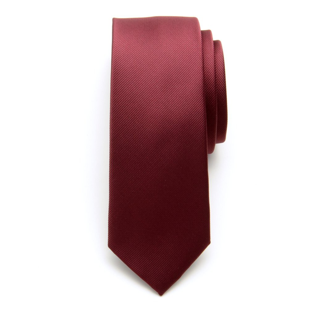 Krawat microfibra (wzór 639)