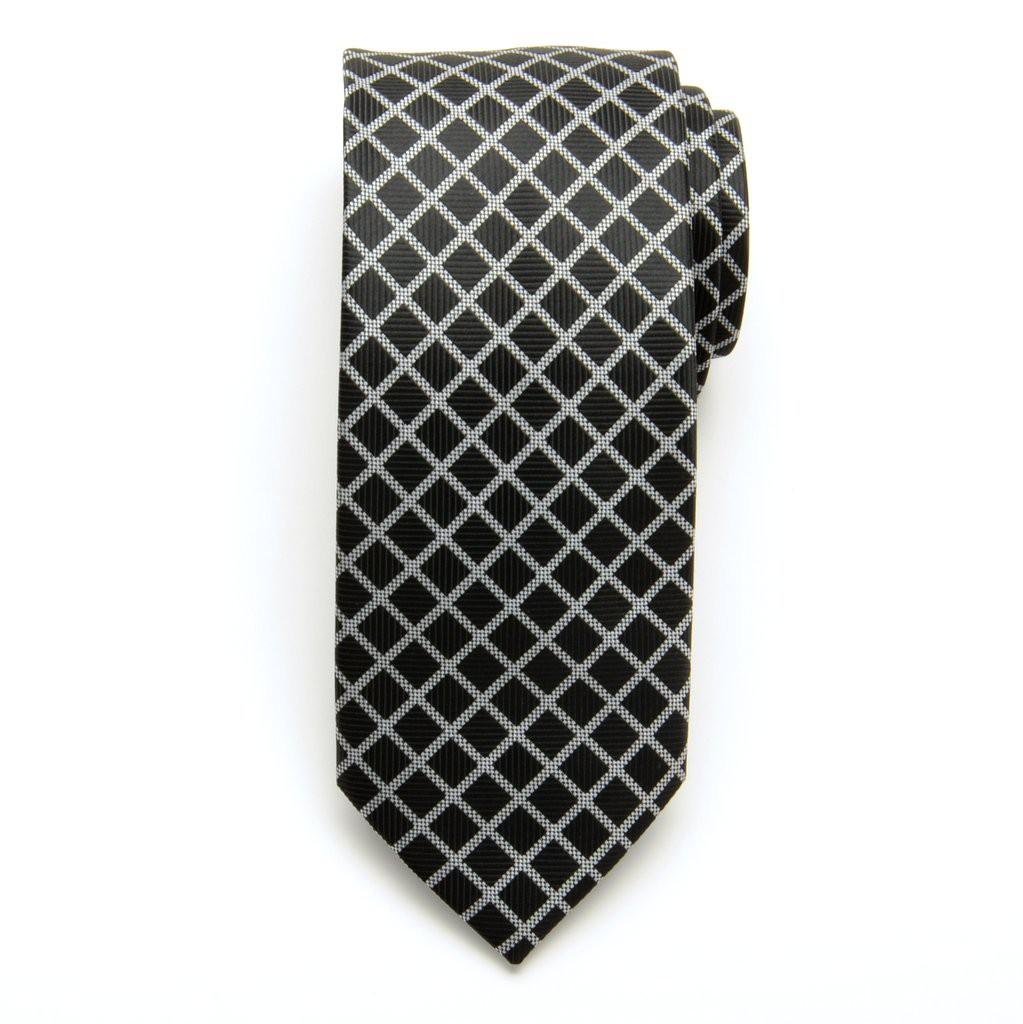 Krawat microfibra (wzór 595)