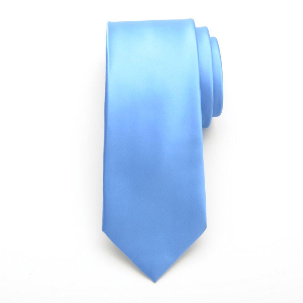 Krawat microfibra (wzór 643)