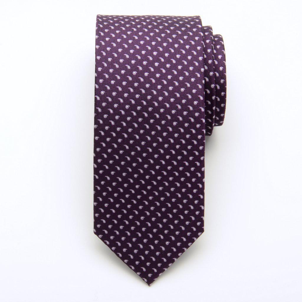 Krawat jedwabny (wzór 214)