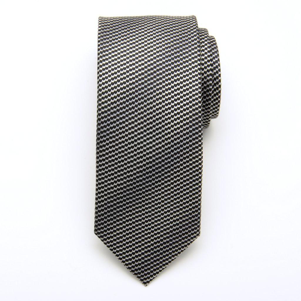 Krawat jedwabny (wzór 221)