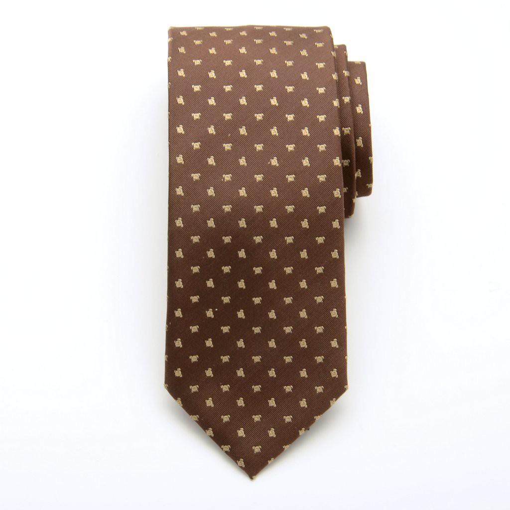 Krawat jedwabny (wzór 222)