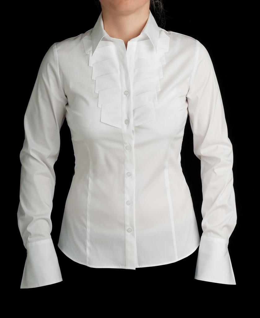 Bluzka damska Willsoor biała