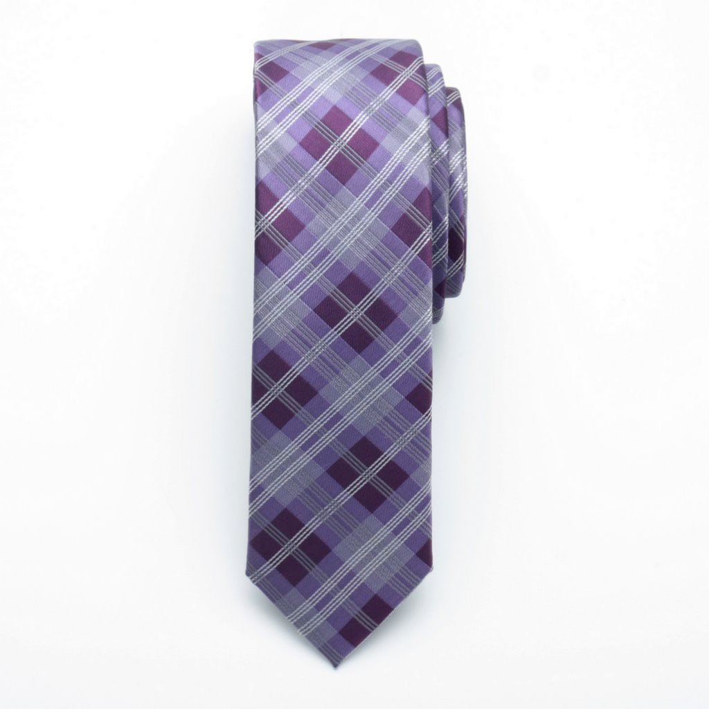 Krawat wąski (wzór 390)