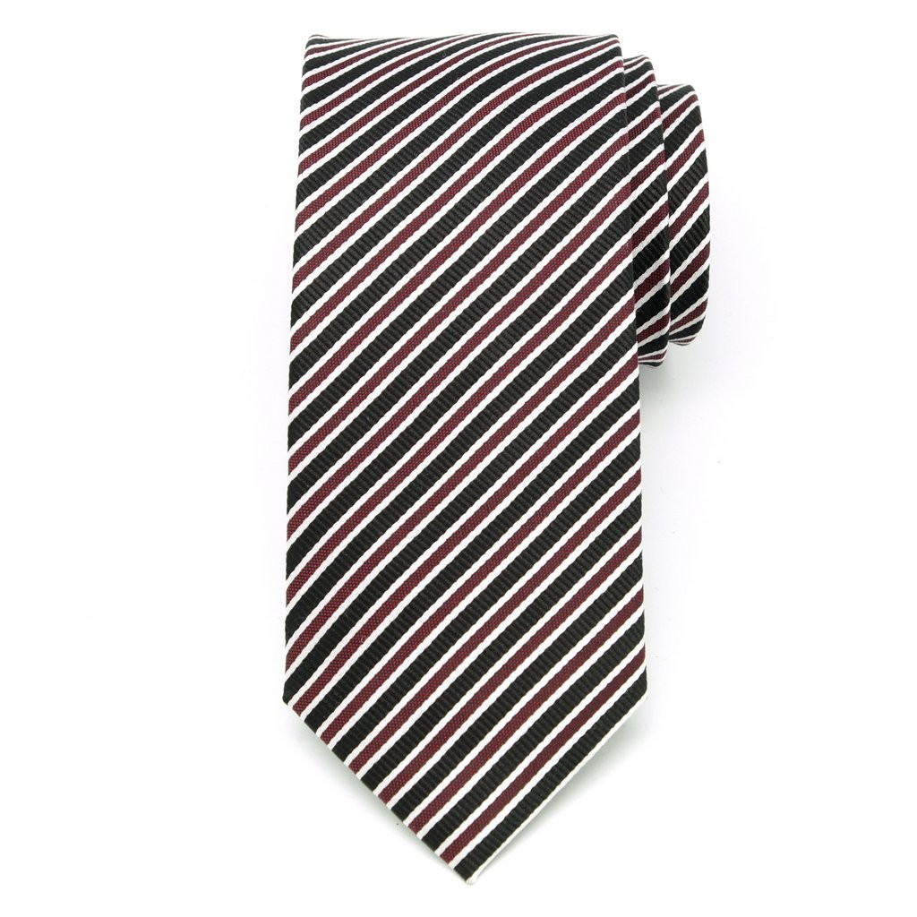 Krawat jedwabny (wzór 1)
