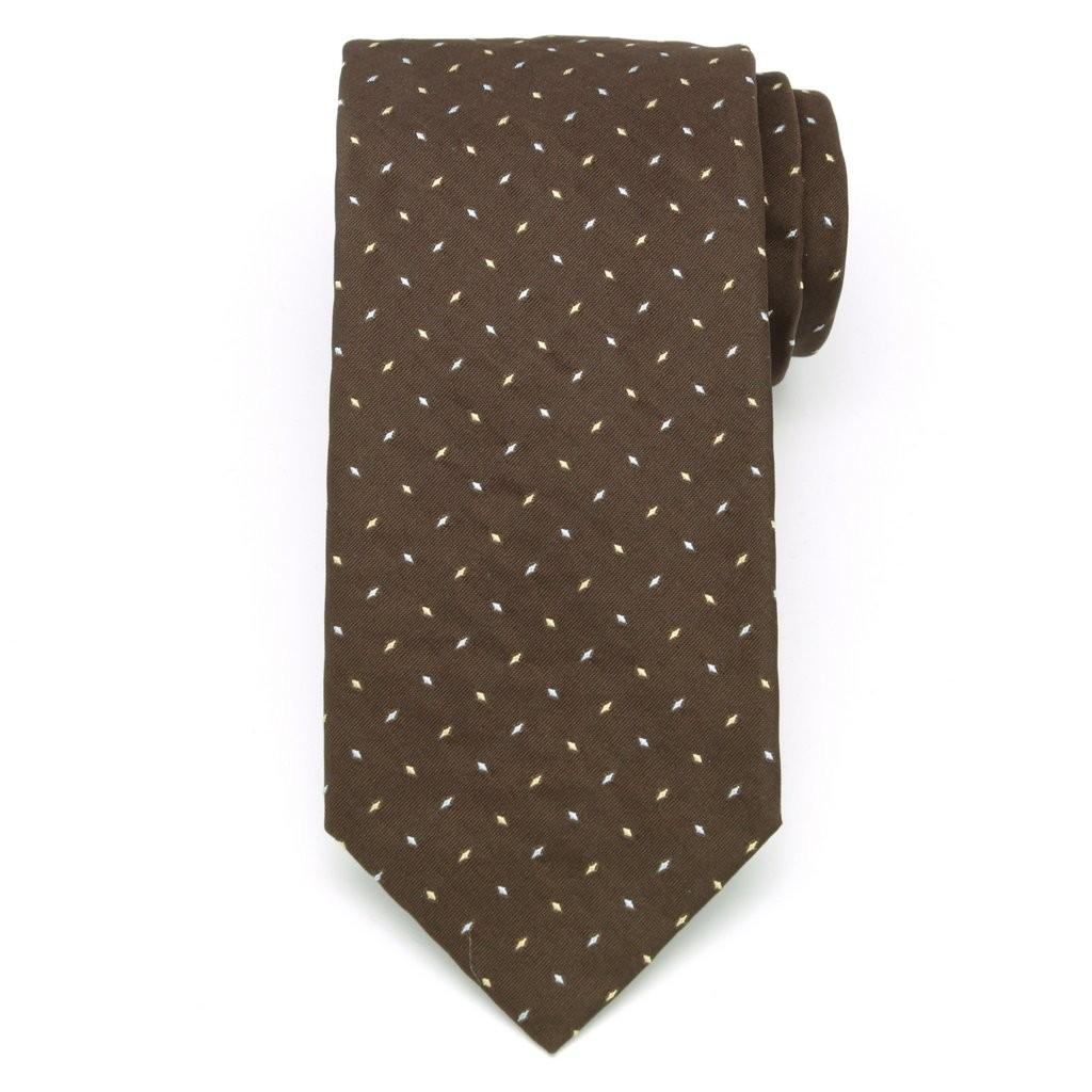 Krawat jedwabny (wzór 4)