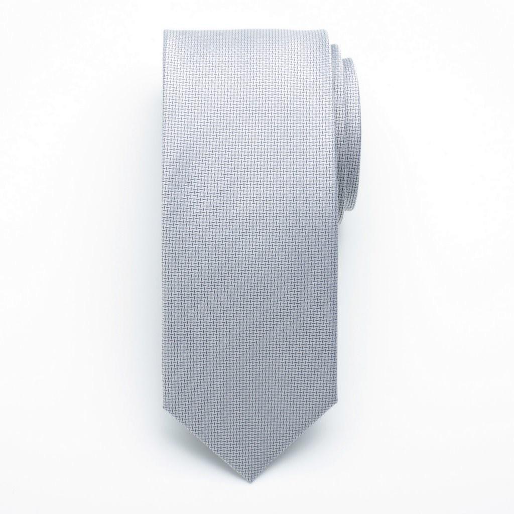 Krawat jedwabny (wzór 119)