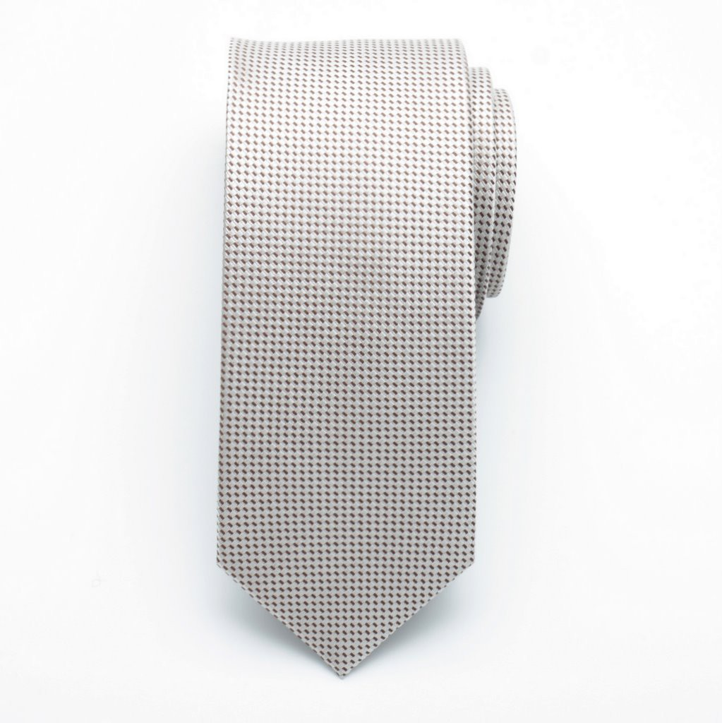 Krawat jedwabny (wzór 130)