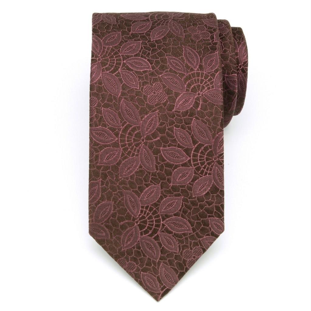 Krawat jedwabny (wzór 21)