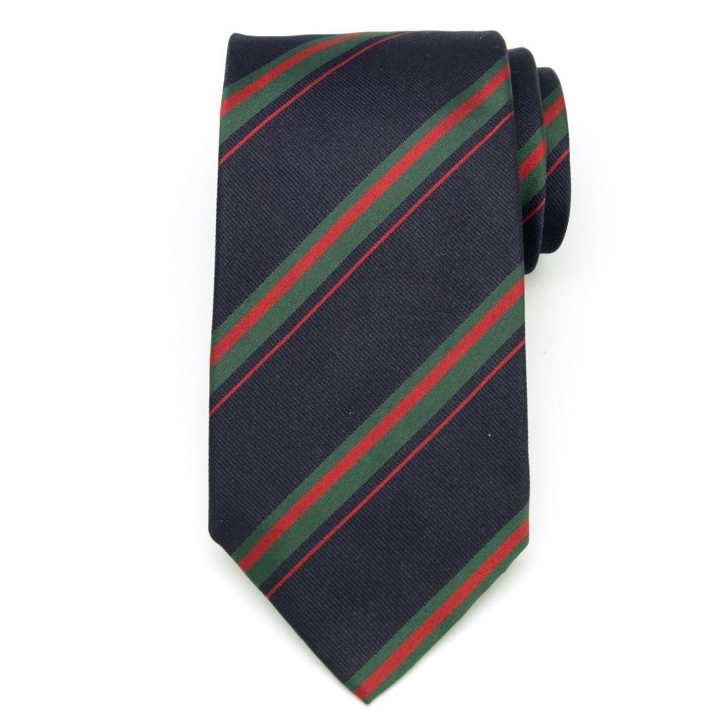 Krawat jedwabny (wzór 23)