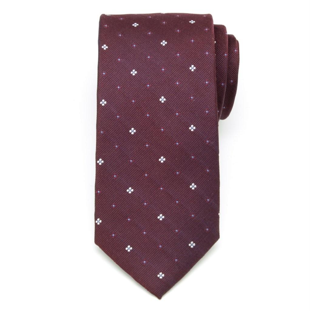 Krawat jedwabny (wzór 28)
