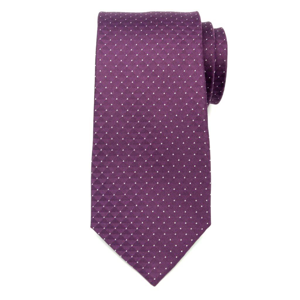 Krawat jedwabny (wzór 308)