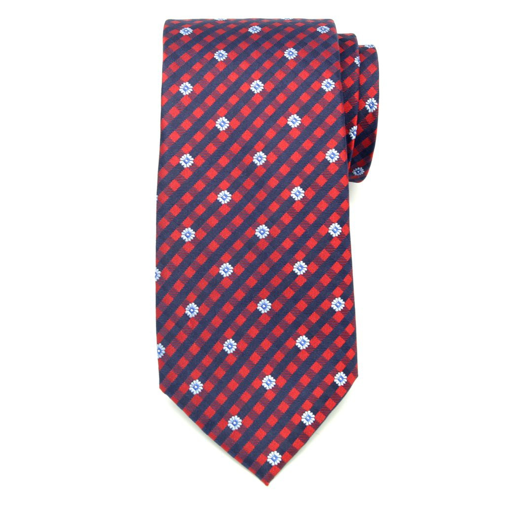 Krawat jedwabny (wzór 316)