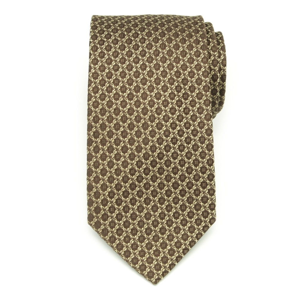 Krawat jedwabny (wzór 36)