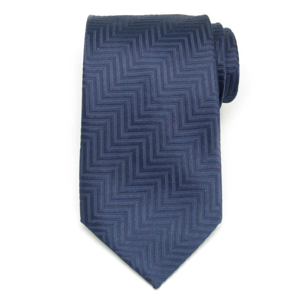 Krawat jedwabny (wzór 46)