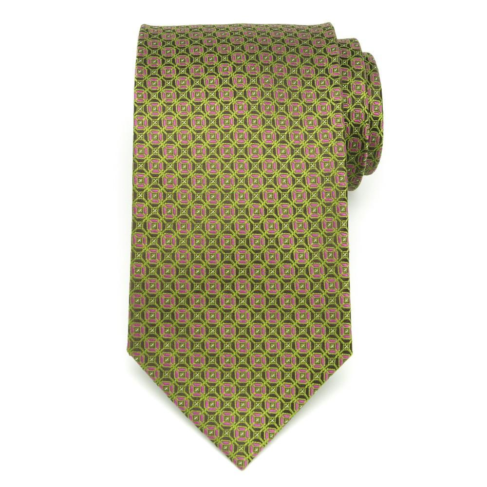 Krawat jedwabny (wzór 48)