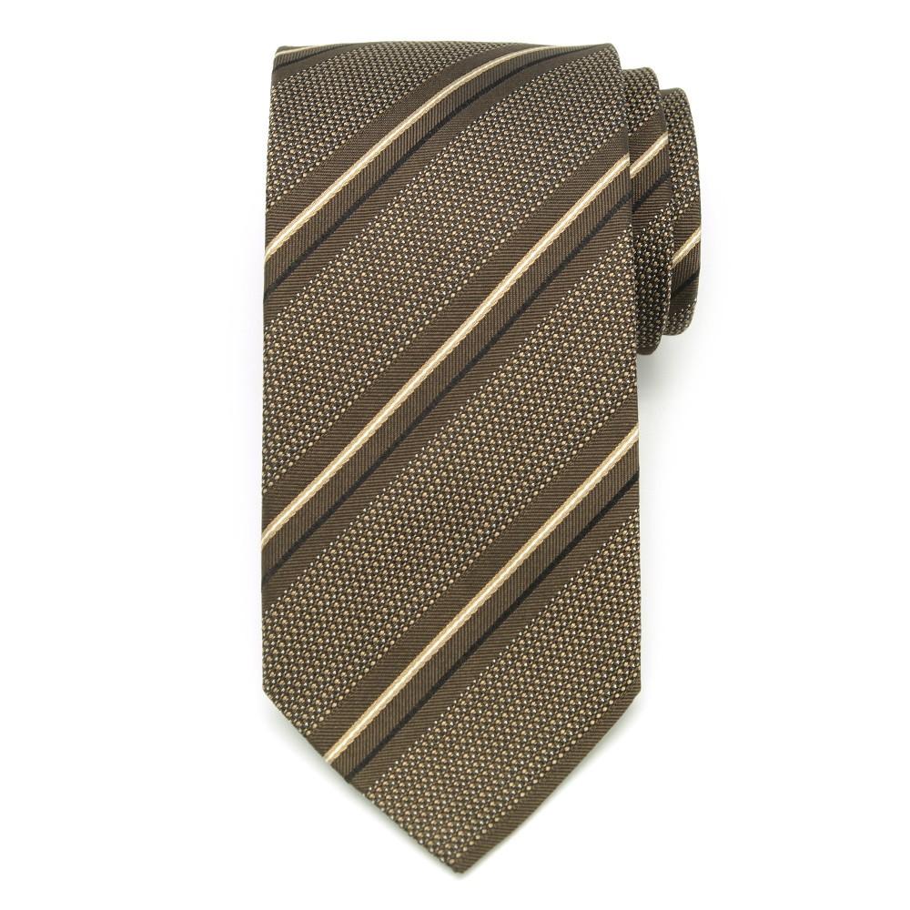 Krawat jedwabny (wzór 67)