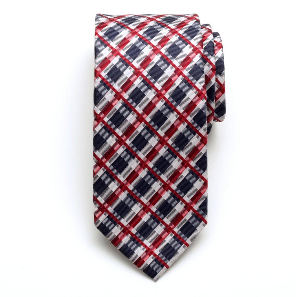 Krawat microfibra (wzór 653)