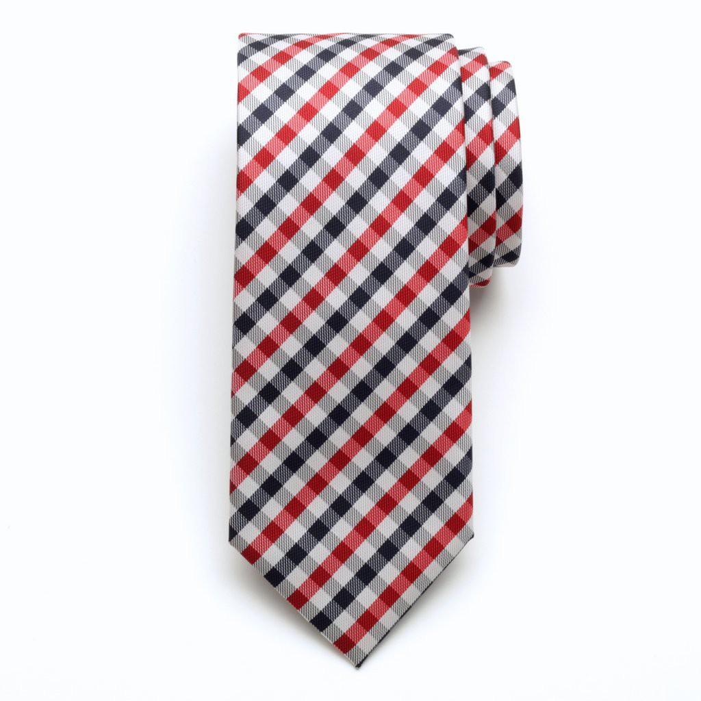 Krawat microfibra (wzór 654)