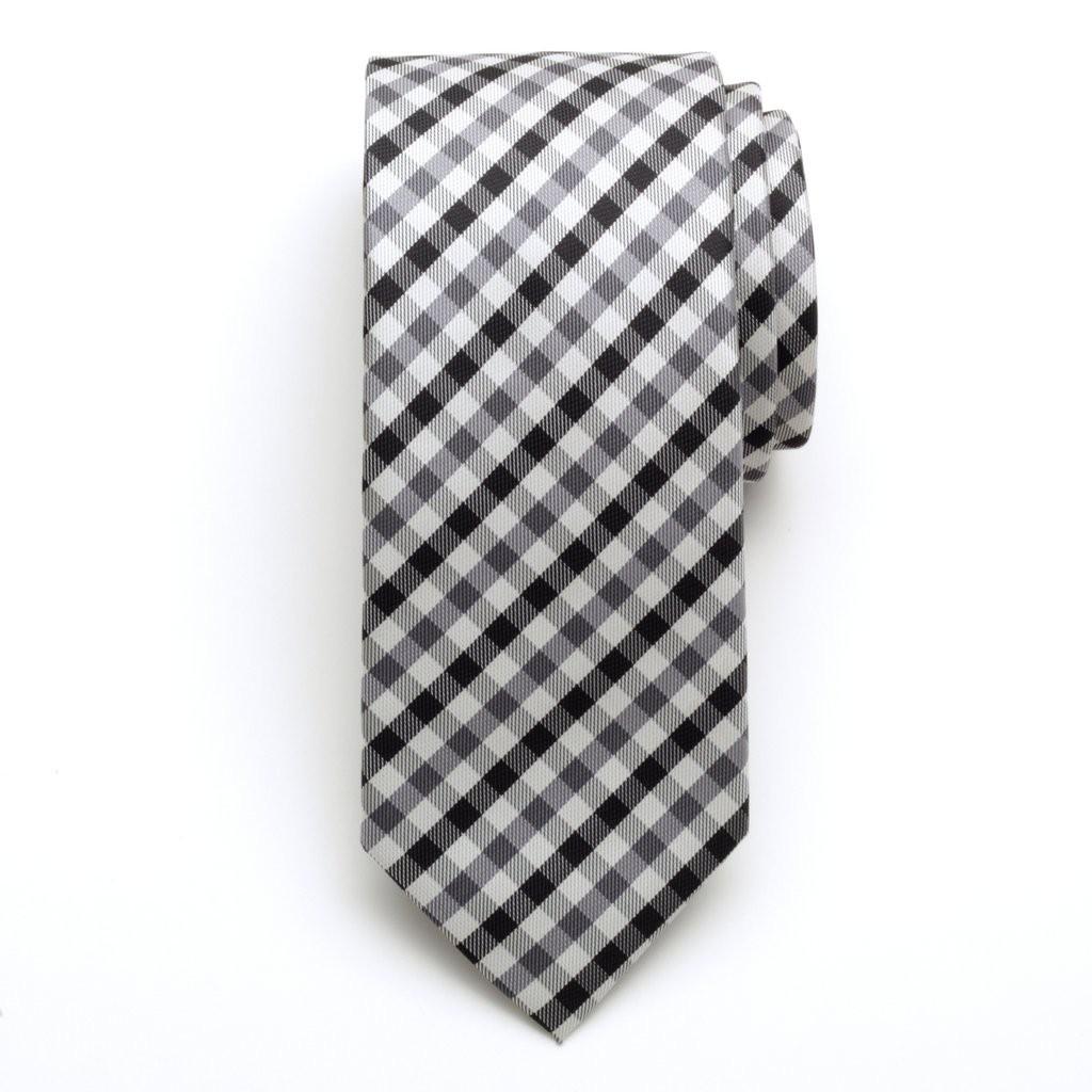 Krawat microfibra (wzór 655)