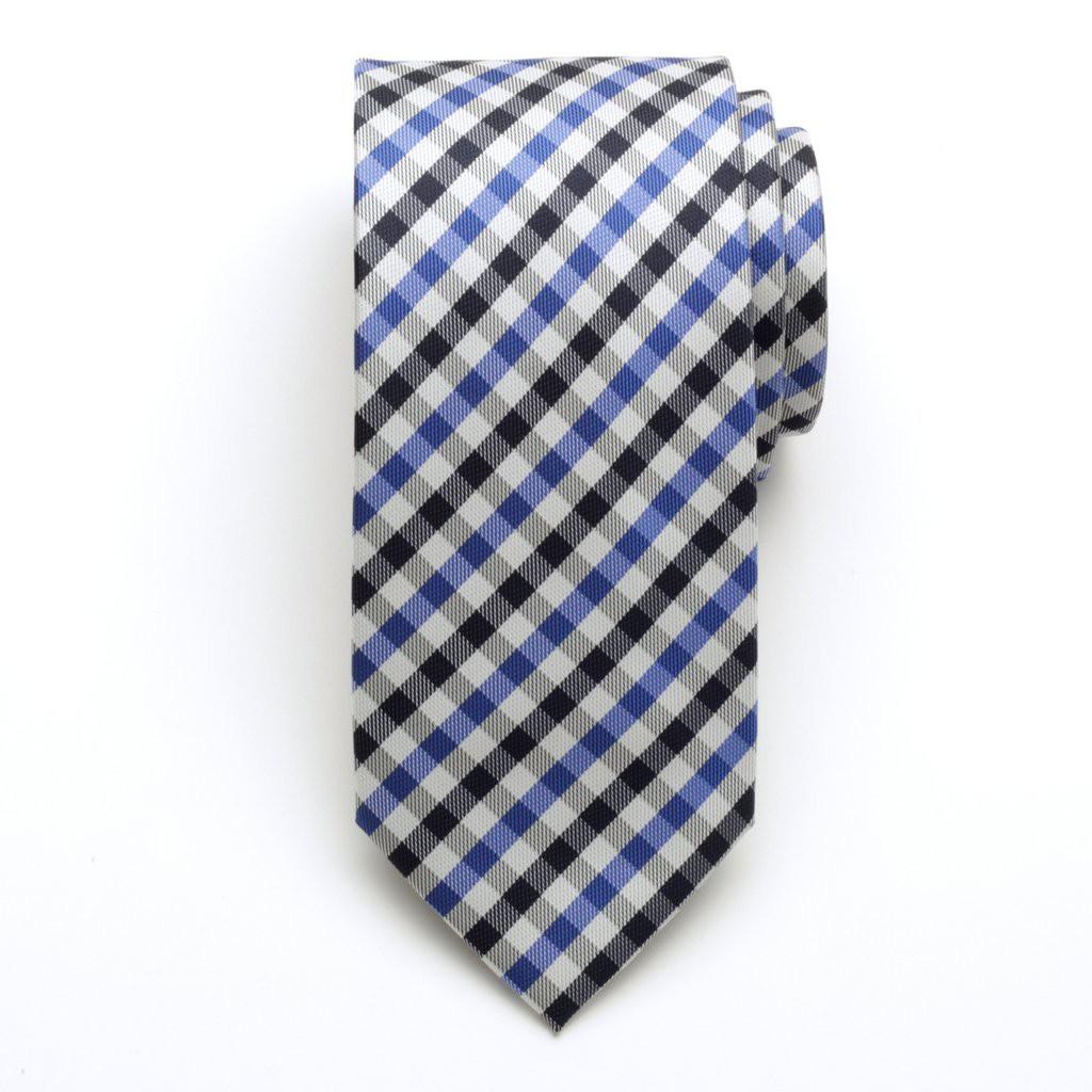 Krawat microfibra (wzór 656)