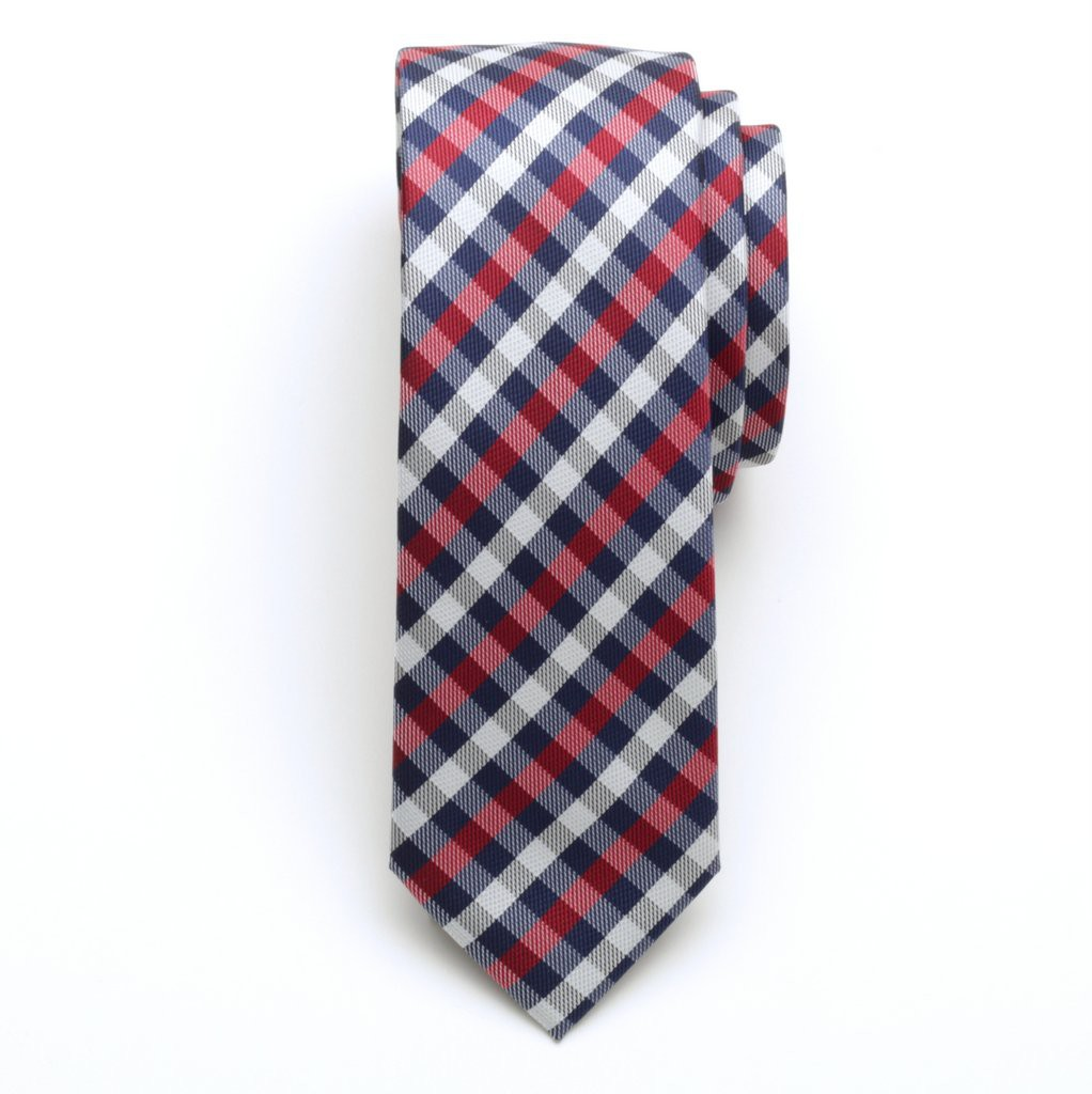 Krawat wąski (wzór 665)