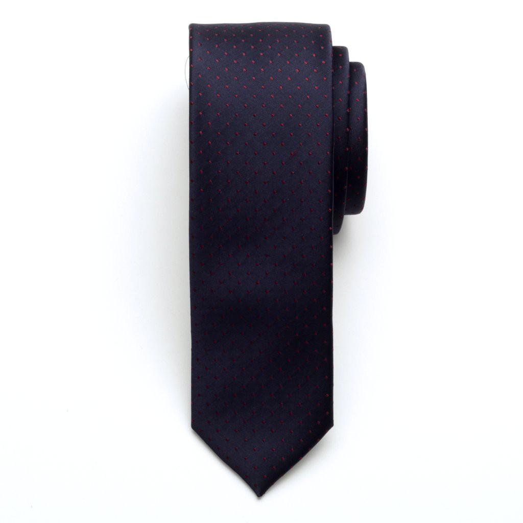Krawat wąski (wzór 666)