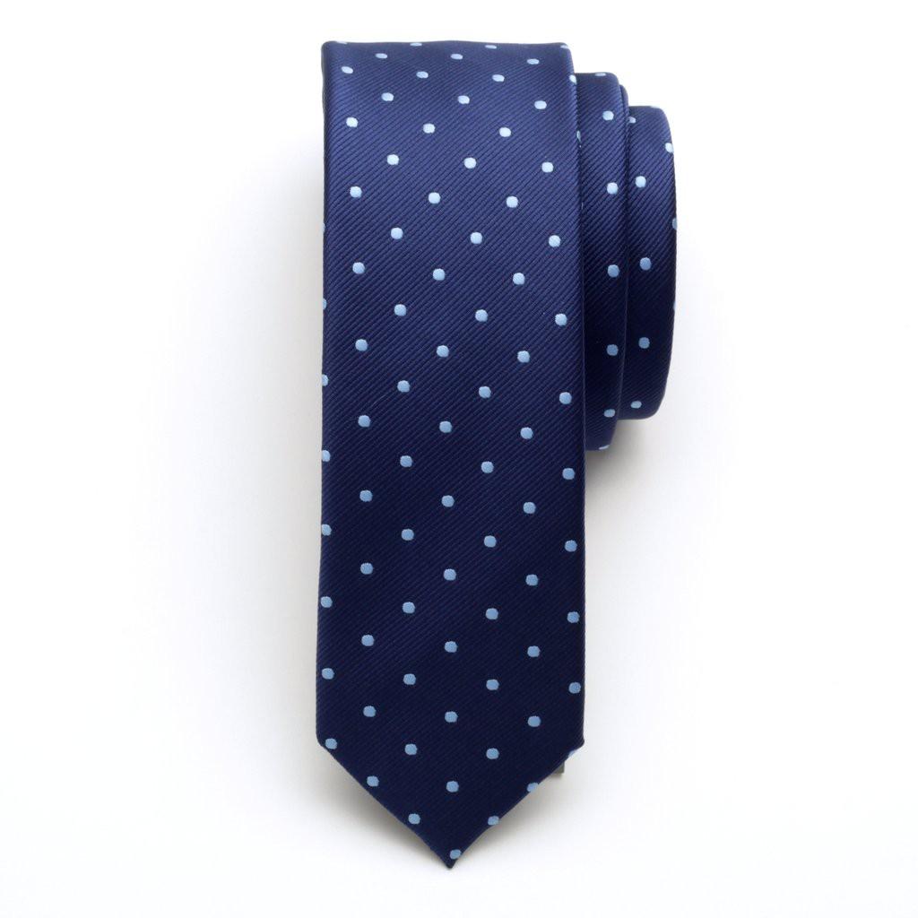 Krawat wąski (wzór 668)