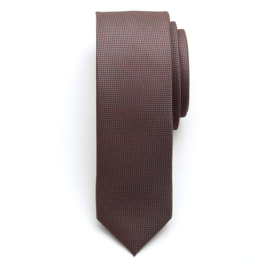 Krawat wąski (wzór 670)